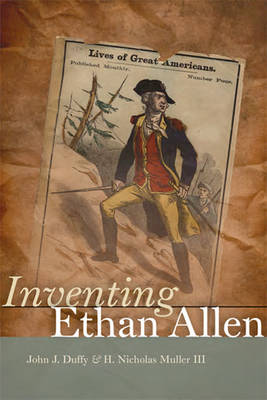 Inventing Ethan Allen (Paperback)