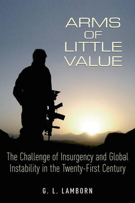 Arms of Little Value: The Challenge of Insurgency and Global Instability in the Twenty-First Century (Hardback)