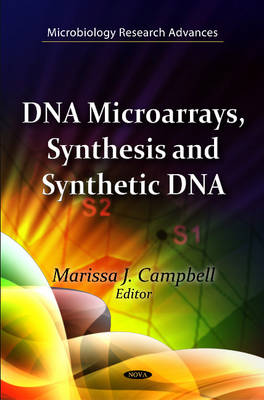 DNA Microarrays, Synthesis & Synthetic DNA (Hardback)