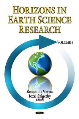 Horizons in Earth Science Research: Volume 5 (Hardback)