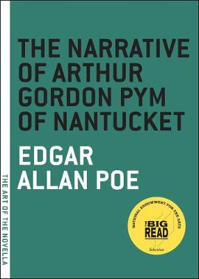 The Narrative of Arthur Gordon Pym of Nantucket - Art of the Novella S. (Paperback)
