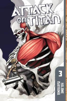 Attack On Titan 3 - Attack on Titan Volume 3 (Paperback)
