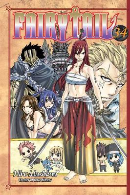 Fairy Tail 34 (Paperback)