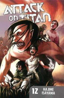 Attack on Titan 12 - Attack on Titan 12 (Paperback)