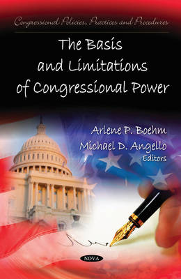 Cover The Basis & Limitations of Congressional Power