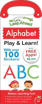 Let's Leap Ahead: Alphabet Play & Learn! (Paperback)