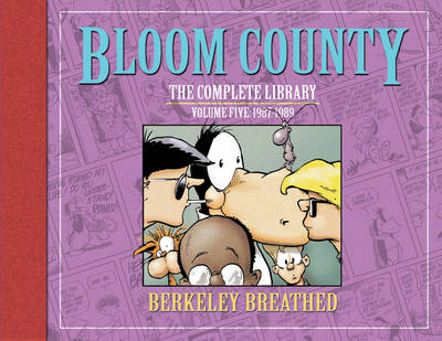 Bloom County: The Complete Library: Volume 5 (Hardback)