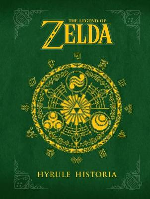 Cover The Legend of Zelda: Hyrule Historia