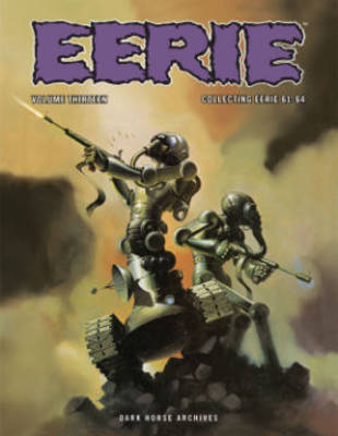 Eerie Archives: Volume 13 (Hardback)