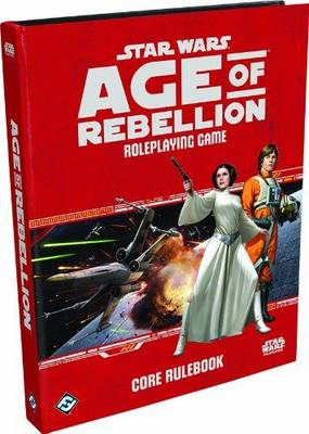 Star Wars: Age of Rebellion RPG Core Rulebook (Hardback)