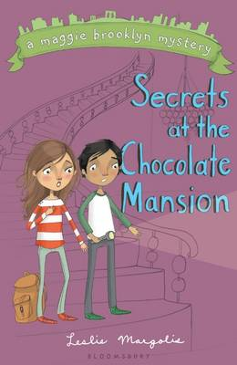 Secrets at the Chocolate Mansion - A Maggie Brooklyn Mystery 2 (Hardback)