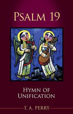 Cover Psalm: Book 19: Hymn of Unification