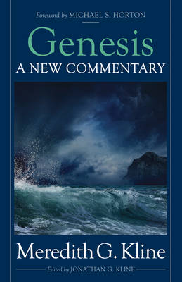 Cover Genesis: A New Commentary