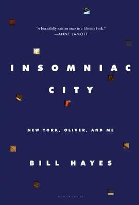 Cover Insomniac City: New York, Oliver, and Me
