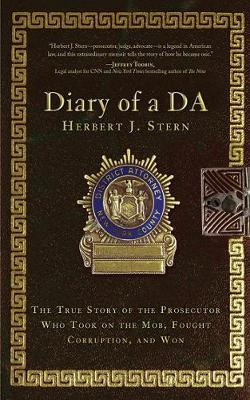 In Search of Justice: Diary of a District Attorney (Hardback)
