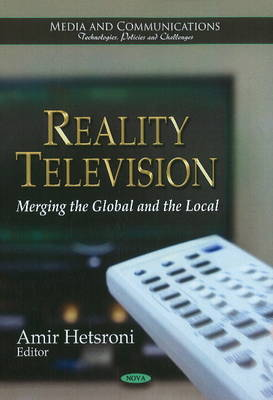 Reality Television: Merging the Global & the Local