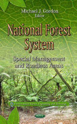 National Forest System: Special Management & Roadless Areas (Hardback)