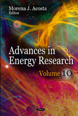 Advances in Energy Research: Volume 10 (Hardback)