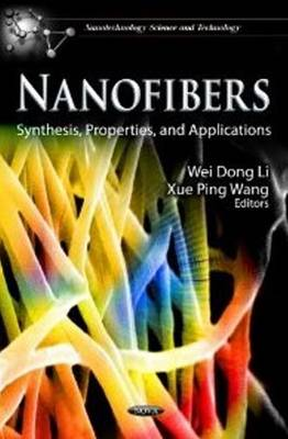 Cover Nanofibers: Synthesis, Properties, & Applications