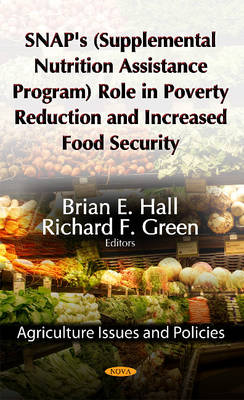 Cover SNAP's  Role in Poverty Reduction & Increased Food Security (Hardback)