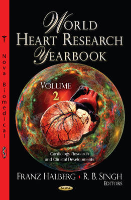 World Heart Research Yearbook: Volume 2 (Hardback)