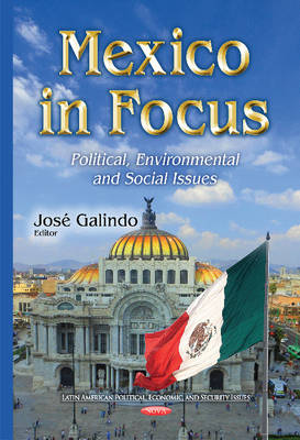 Mexico in Focus: Political, Environmental and Social Issues (Hardback)