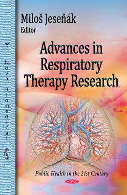 Advances in Respiratory Therapy Research (Hardback)