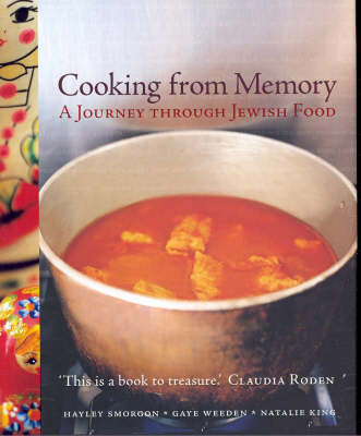 Cooking from Memory: A Journey Through Jewish Food (Hardback)