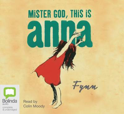 Mister God, This is Anna (CD-Audio)