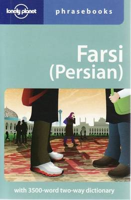 Lonely Planet Farsi (Persian) Phrasebook (Paperback)