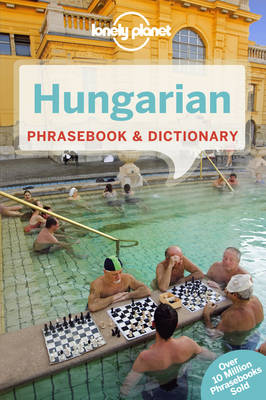 Lonely Planet Hungarian Phrasebook & Dictionary (Paperback)