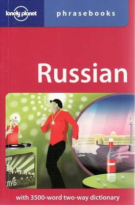 Russian - Lonely Planet Phrasebook (Paperback)