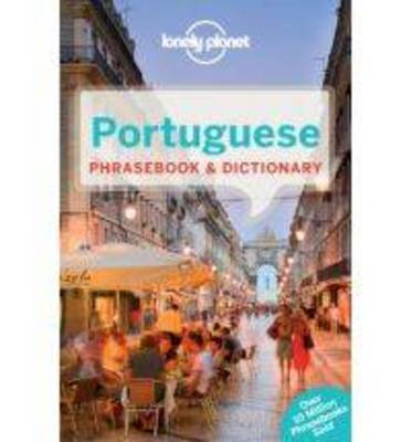 Lonely Planet Portuguese Phrasebook & Dictionary (Paperback)