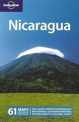 Nicaragua - Lonely Planet Country Guides (Paperback)
