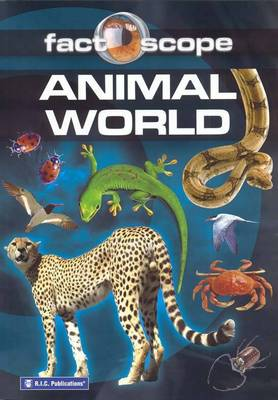 Factoscope - Animal World (Paperback)