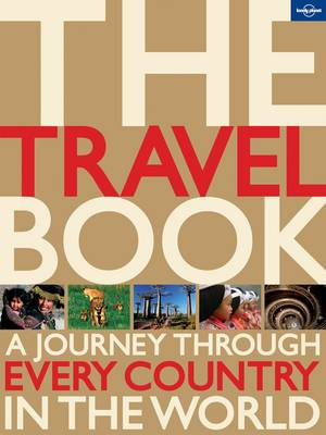 The Travel Book: A Journey Through Every Country in the World (Hardback)