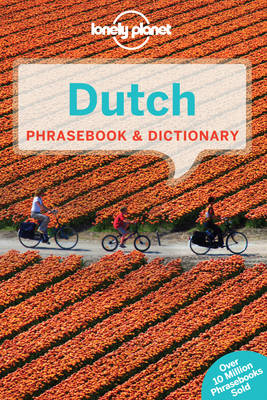 Lonely Planet Dutch Phrasebook & Dictionary (Paperback)
