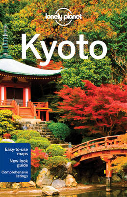 Lonely Planet Kyoto - Travel Guide (Paperback)