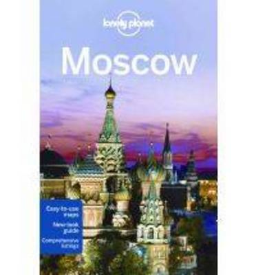 Lonely Planet Moscow - Travel Guide (Paperback)