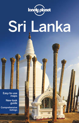 Lonely Planet Sri Lanka - Travel Guide (Paperback)