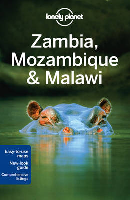 Lonely Planet Zambia, Mozambique & Malawi - Travel Guide (Paperback)