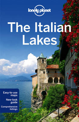 Lonely Planet the Italian Lakes - Travel Guide (Paperback)