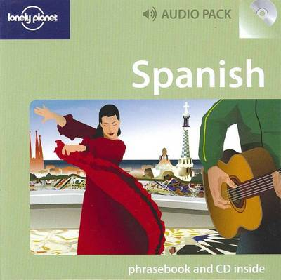 Spanish Phrasebook - Lonely Planet Phrasebook (Mixed media product)