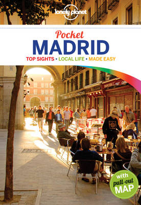 Lonely Planet Pocket Madrid - Travel Guide (Paperback)