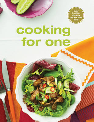 Cooking for One - Chunky Food (Paperback)