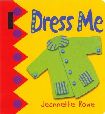 Baby Boo's Buggy Books: Dress Me (Hardback)