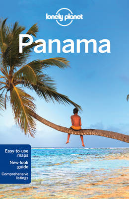 Lonely Planet Panama - Travel Guide (Paperback)