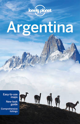Lonely Planet Argentina - Travel Guide (Paperback)