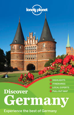 Lonely Planet Discover Germany - Travel Guide (Paperback)