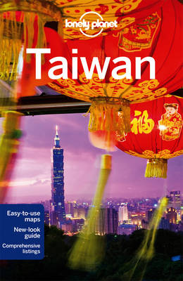Lonely Planet Taiwan - Travel Guide (Paperback)